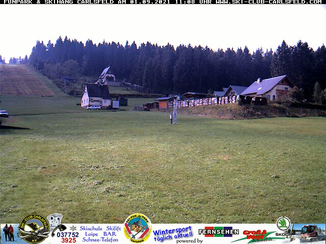 Webcam Ski-Fun-Park
